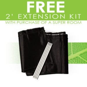 2 Foot Extension Kit