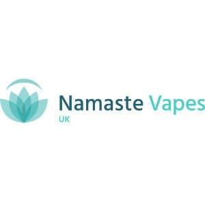 Namaste Vapes Logo UK