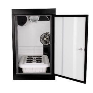 SuperCloset Grow Cabinet