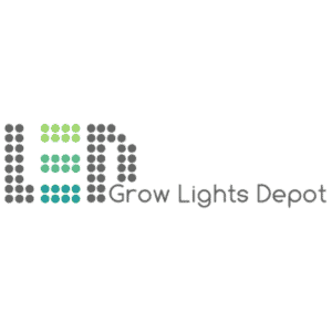 LED Grow Lights Depot Logo